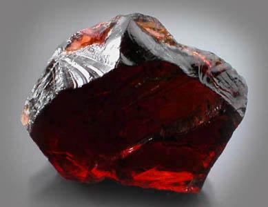 Mine Direct Top Afghan Rose Red To Blood Red Garnet Facet