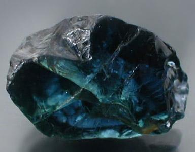 Mine Direct Cornflower Blue to Bluish Green Kenyan ...