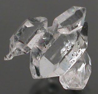 herkimer diamond quartz pin g crystal