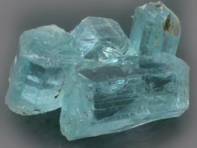 transparent from afghansitan Aquamarine loose light blue natural faceted unheated untreated